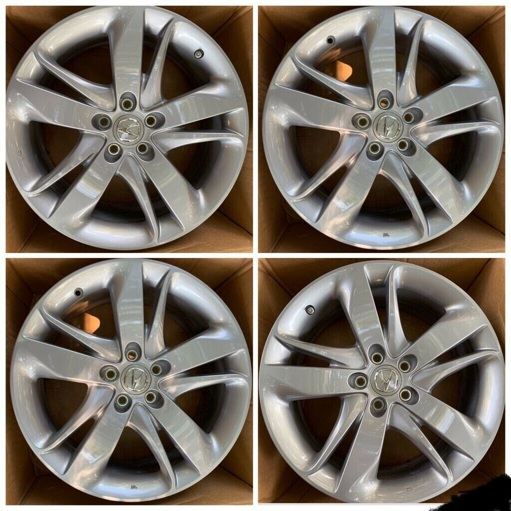 "2019 Acura RDX 19"" Factory Oem Rim Wheels Set Of 4 71868"